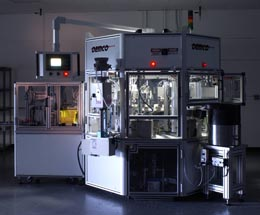 Demco Automation builds reliable, cost-effective and low-risk automated manufacturing systems for technology-based industry sectors