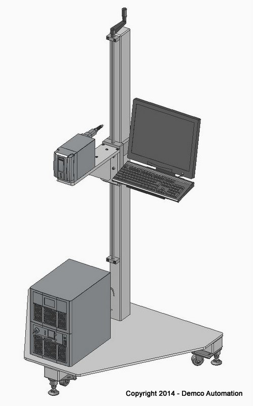 Laser_Mounting_Stand